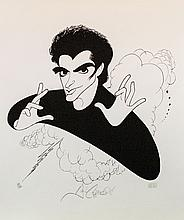 Al Hirschfeld, David Copperfield