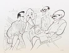 Al Hirschfeld, The Misfits