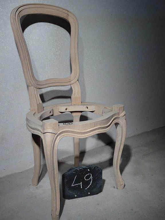 chaise 224 coiffer style louis xv h 234 tre 224 d 233 cor moulu
