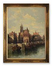 August von Siegen (1820 - 1883, war tätig in München und Wien) Partie in Da