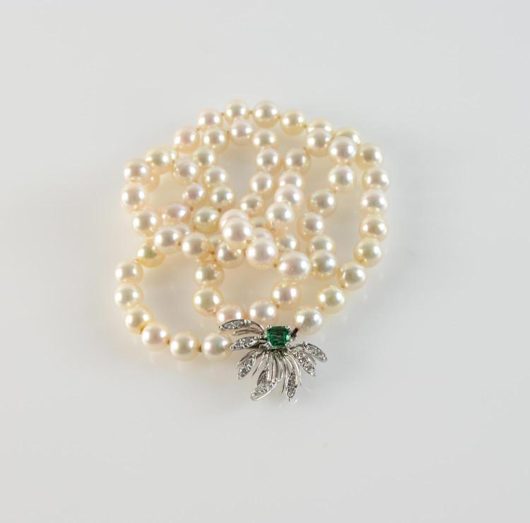 Ladies' pearl chain