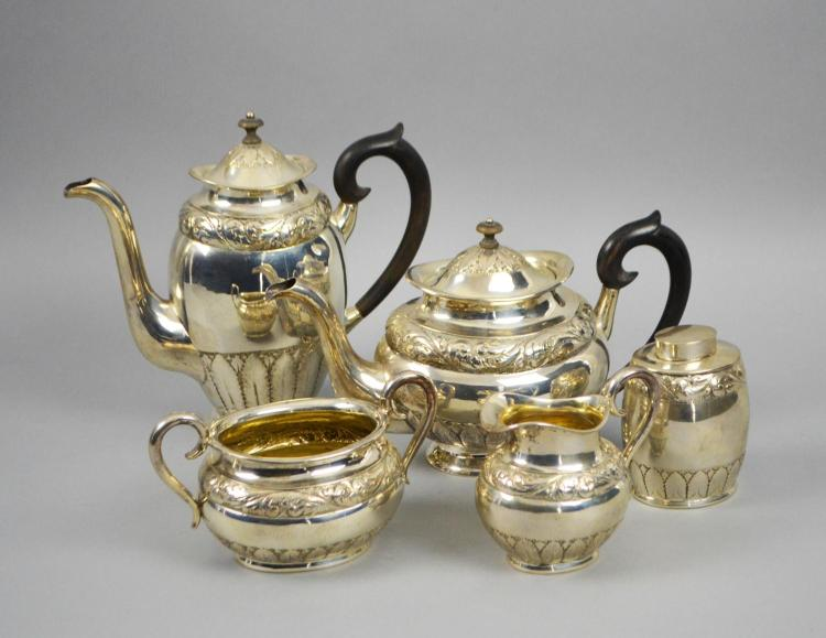 Coffee- & Teaset
