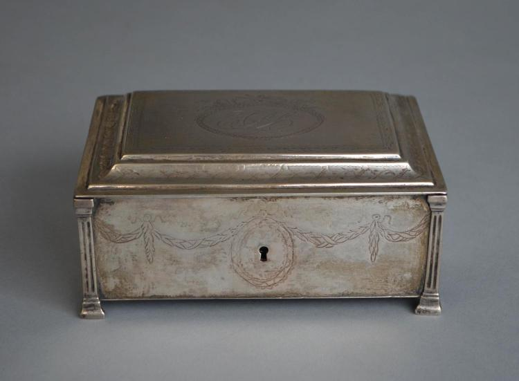 Small casket