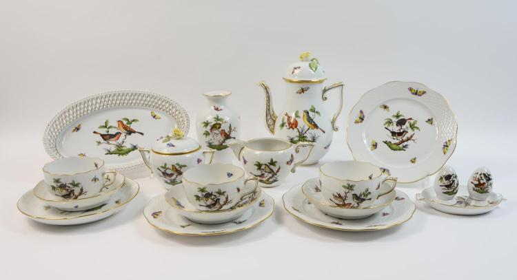 Coffeeporcelain service for 6 persons