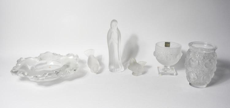 Convolut crystal objects