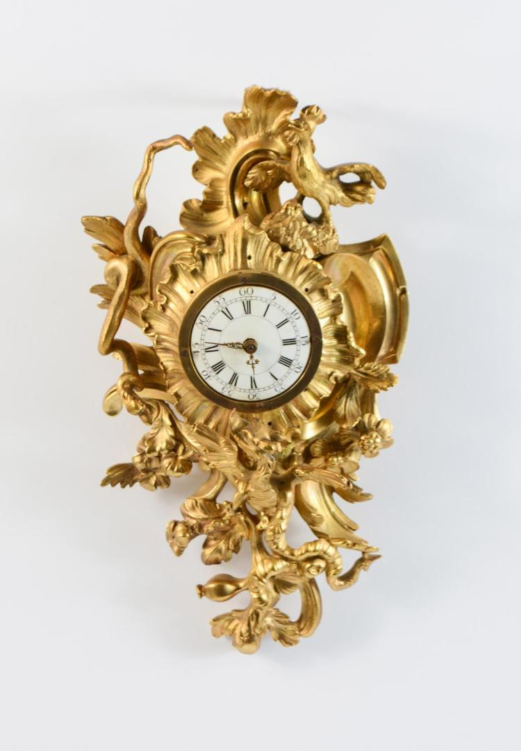 Small Cartel clock