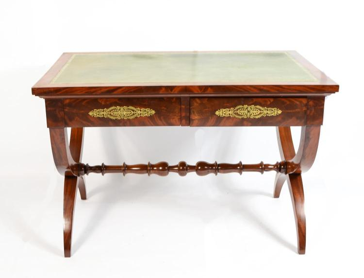 Empire style salon desk