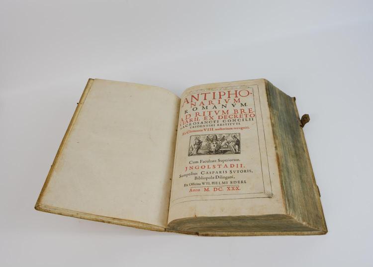 Gradual non antiphonarium Romanum