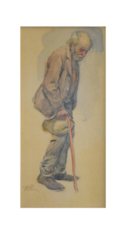 Ilia Jefimowitsch Repin (1844 Tschugujew  - 1930 Kuokkala)