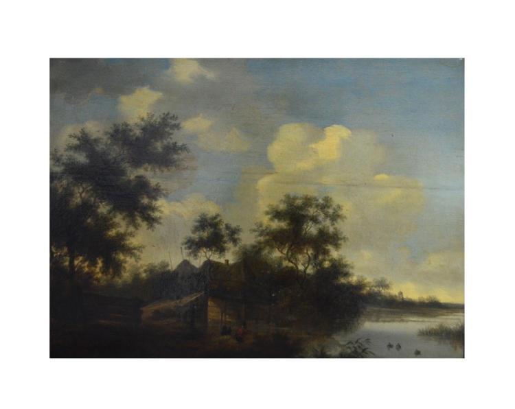 Pieter Jansz. Van Asch (1603 Delft - 1678 ebenda)