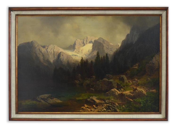 Carl Millner (1825 Mindelheim - 1895 Munich)