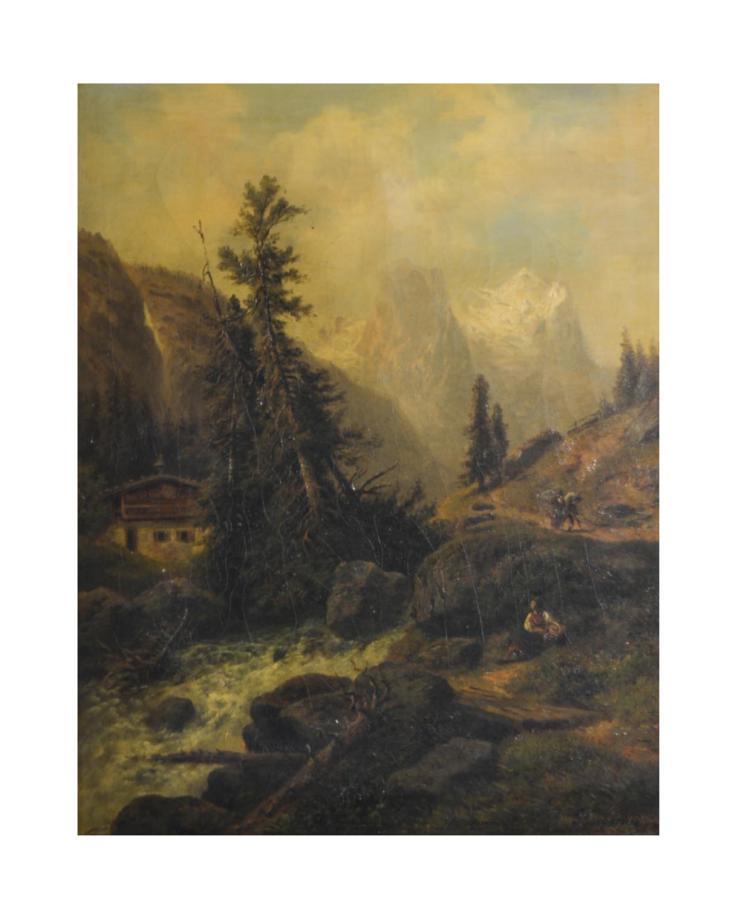 Gustav Barbarini (1840 Vienna - 1909 ebenda)