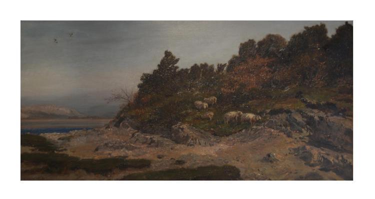 Henry Moore (1831 York - 1895 Margate)
