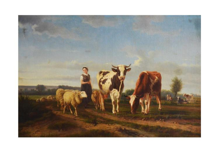 Leopold De Cauwer (ca. 1830 - ca. 1891)