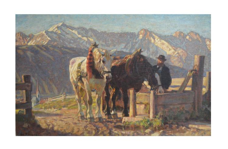 Julius Paul Junghanns (1876 Vienna - 1958 D?sseldorf)