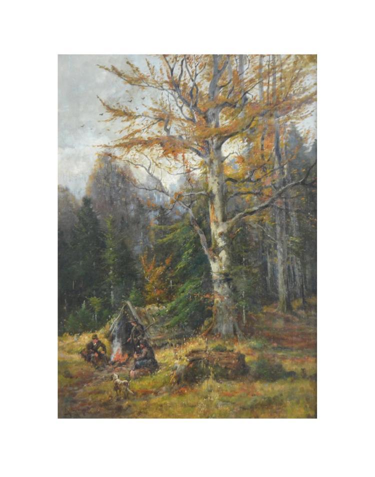 Karl Gebhardt (1860 Munich - 1917 ebenda)