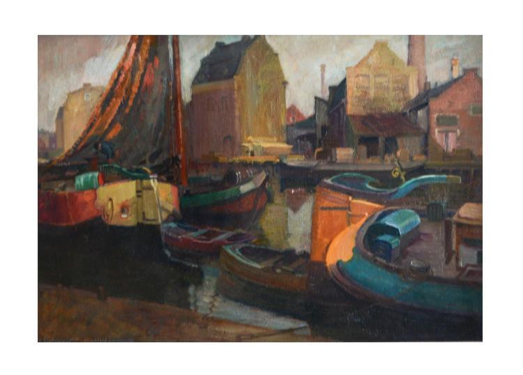 Joseph Posenaer (1876 Antwerp - 1935 Borgerhout)