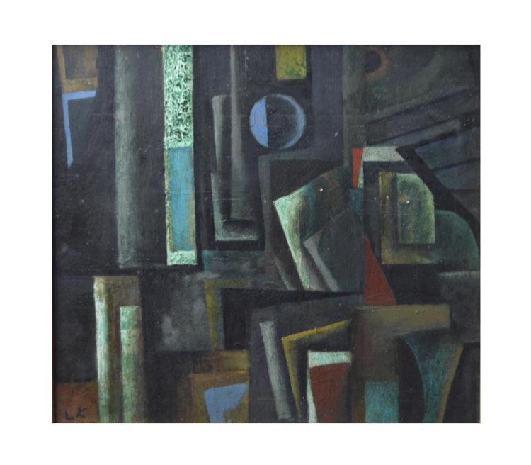 Lee Krasner (1908 Brooklyn - 1984 New York)
