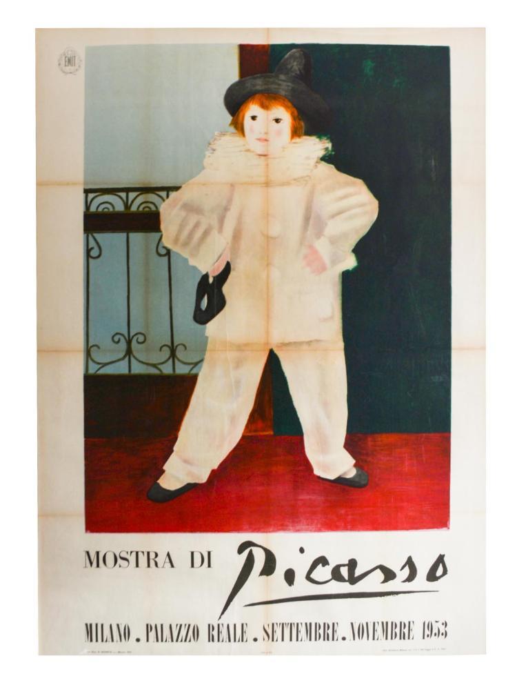 Pablo Picasso (1881 M?laga - 1973 Mougins) (F)