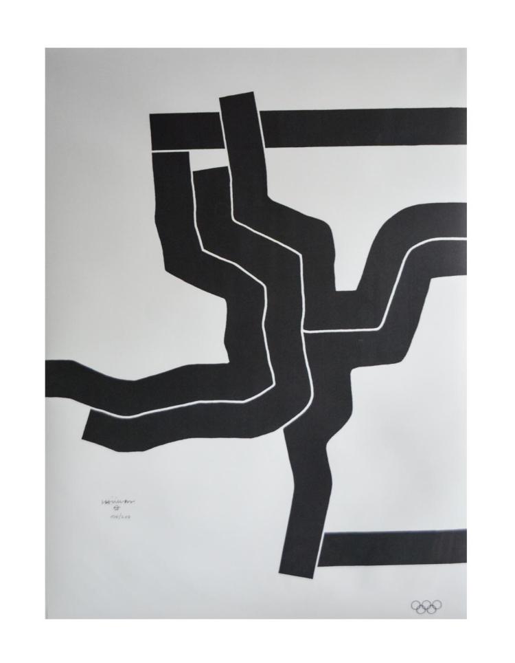Eduardo Chillida (1924 San Sebasti?n - 2002) (F)