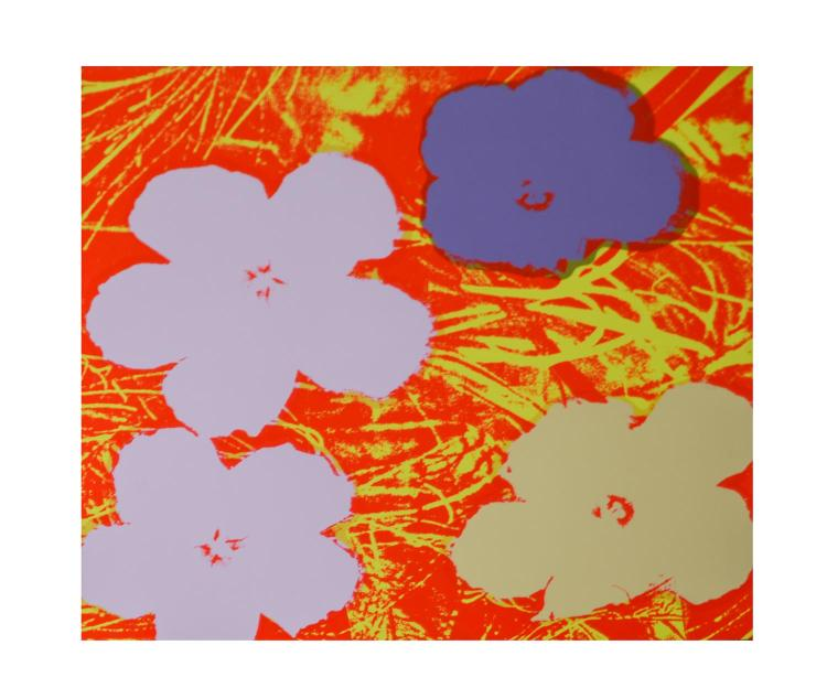 Andy Warhol (1928 Pittsburgh - 1987 New York City)