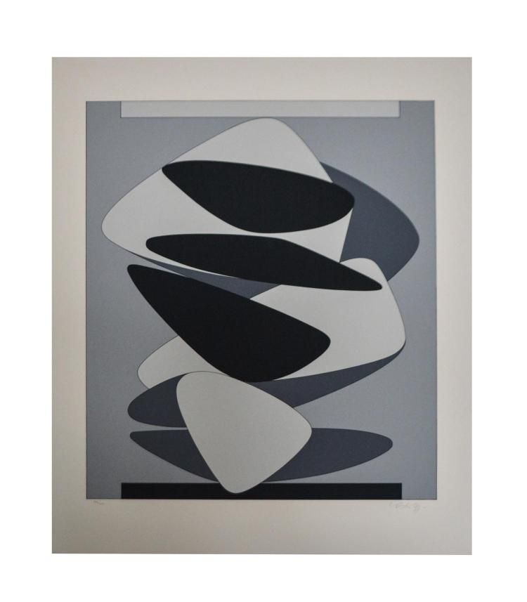 Victor Vasarely (1906 P?cs - 1997 Paris) (F