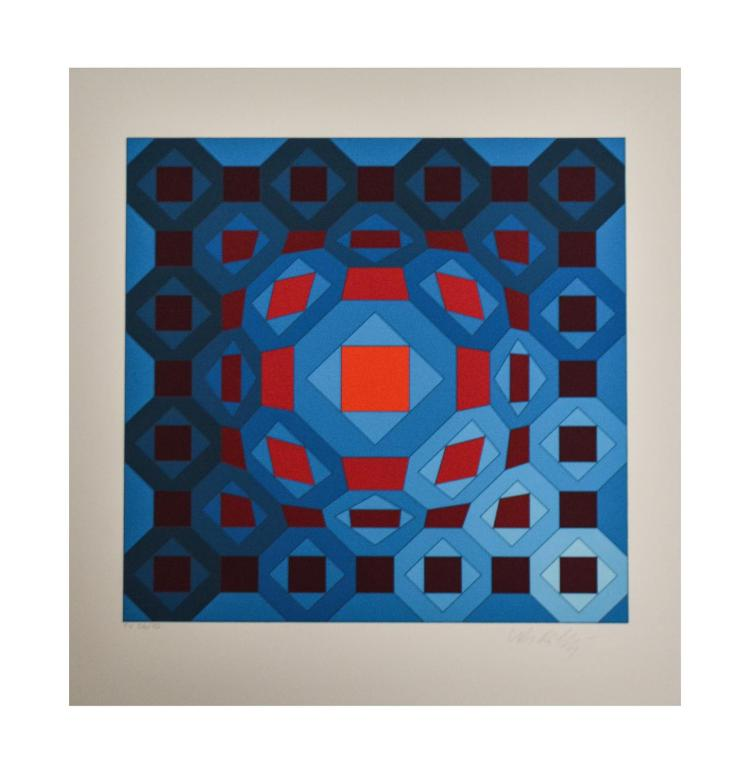 Victor Vasarely (1906 P?cs - 1997 Paris) (F)