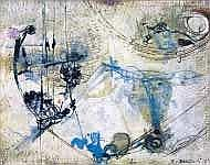 Baldinelli, Armando (SA 1908 - 2002) Abstract
