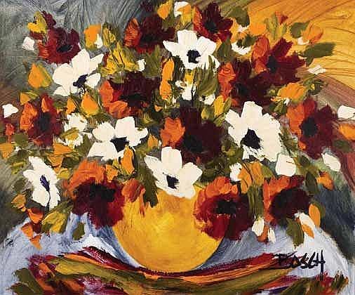 Bosch, Cornelius (SA 1956 - 2011) Still Life