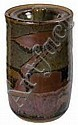 Morris, Tim (1941-1990) Jar with Lid Signed,, Tim Morris, Click for value