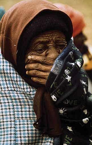 Kumalo, Alfred (SA 1930 - ) Portrait lady with