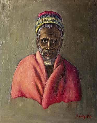 Lekgetho, Simon Moroke (SA 1929 - 1985) Self