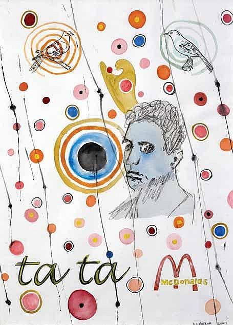 Barker, Wayne (SA 1963 - ) Tata McDonalds Mixed