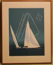 Sailboats,