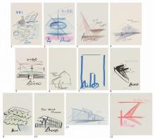 ANDO Tadao - Drawings