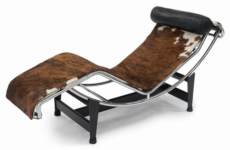 Cassina chrome chaise lounge for Cassina chaise lounge