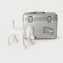 NARA Yoshitomo - Doggy Radio x Rimowa case