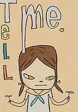 NARA Yoshitomo - Tell me