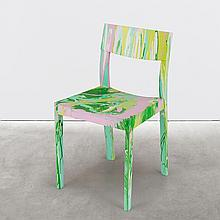 Damien HIRST - Coloured Spin Chair