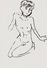 AIDA Makoto - Drawing for MILK