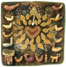 Folk Art Mat