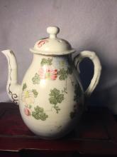 Famille Rose Tea Pot