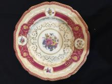 Macy's plate