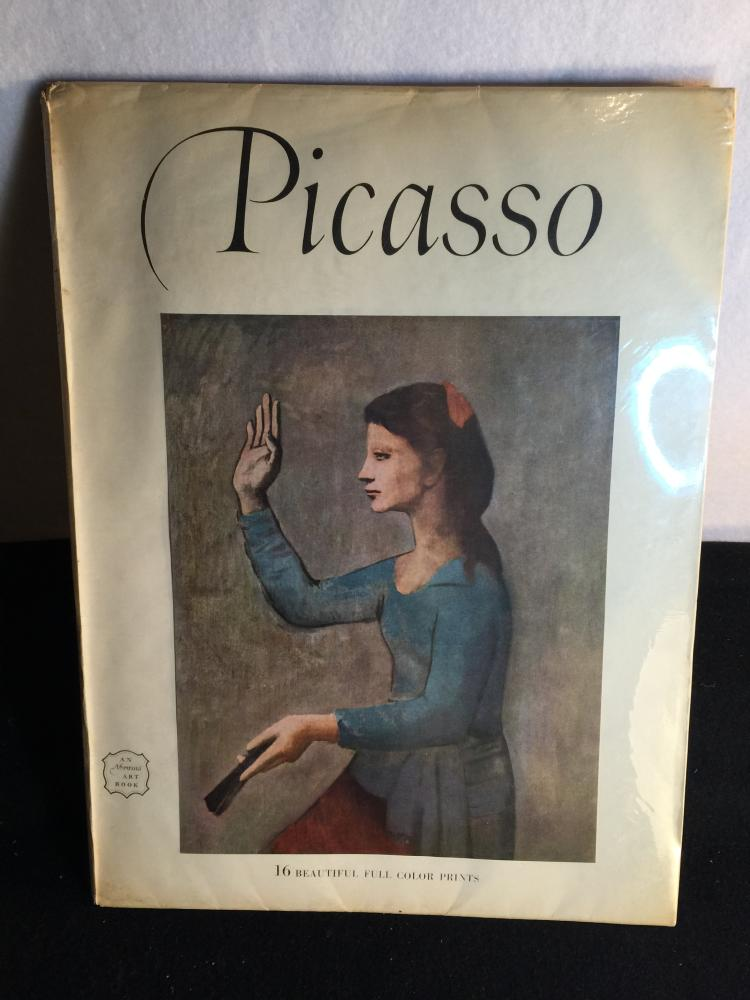 Book For Picasso's Paints