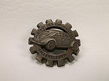 Volkswagen Beetle Nazi Pin