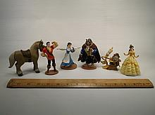 Nice Disney Figurine Lot