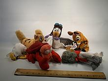 Nice Disney Plush Lot