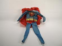 Vintage Mego Superman Outfit