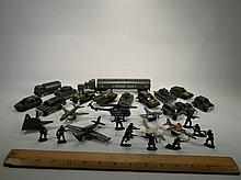 Huge lot of Military Vehicles