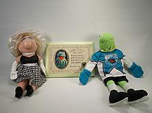 The Muppets Kermit the Frog Miss Piggy Lot